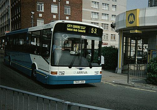 Archive Merseyside Dennis Dart Website